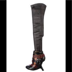 6714867f8e7 CHANEL Shoes | Fall 2010 Mongolian Fur Boots | Poshmark